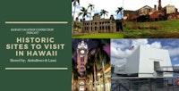 collage of arizona memorial kualoa sugar mill aloha tower