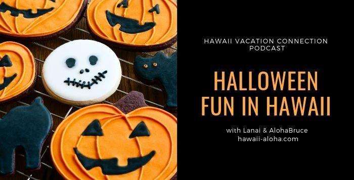 Hawaii For Halloween