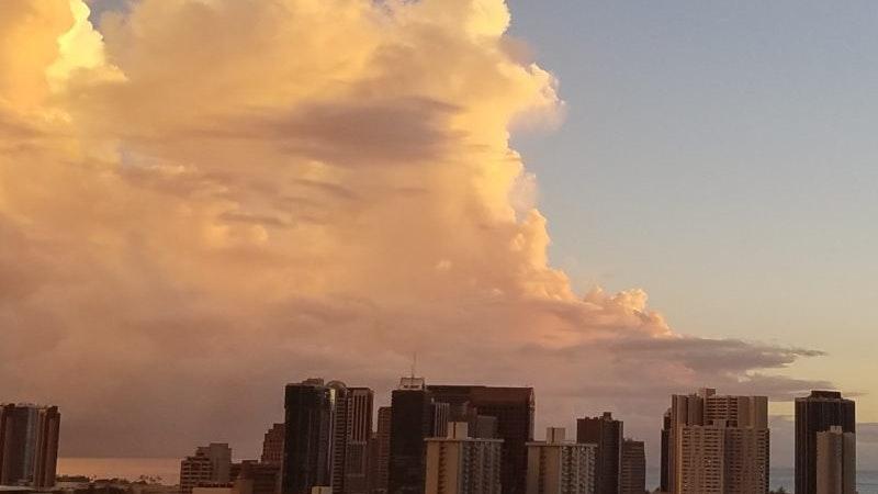 Appreciating Hawaii Skies