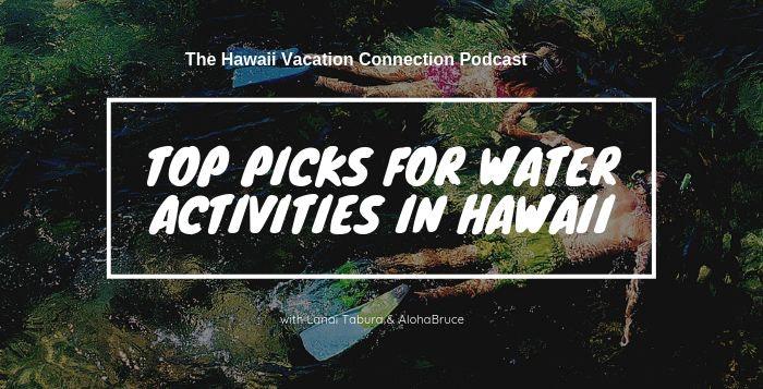 Hawaii Water Activities