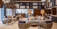 Hilton Garden Inn Waikiki Beach Lobby Lounge