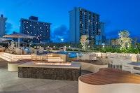 Hyatt Centric Waikiki Beach Pool
