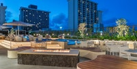 Hyatt Centric Waikiki Beach Pool