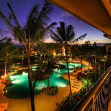 Hawaii Aloha Travel Promo Page