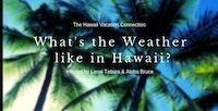 weather in HAwaii