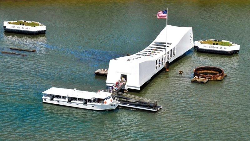 YES! Walk the reopened USS Arizona Memorial!