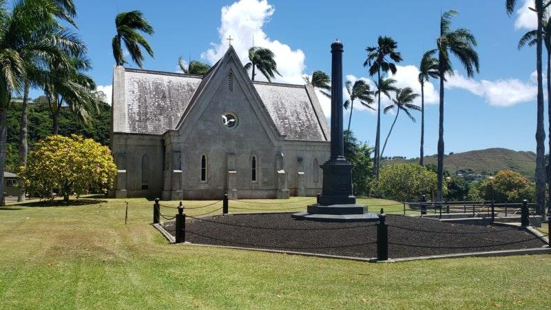 Real Hawaii History at Royal Mausoleum