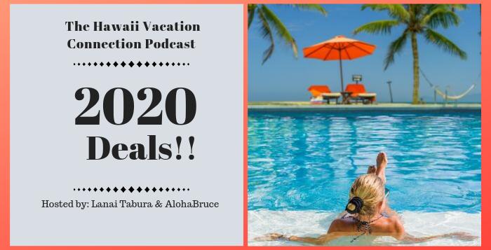 2020 Hawaii Vacation Deals