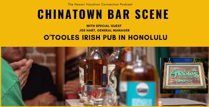 Here's where the Bar Scene in Honolulu REALLY Begins
