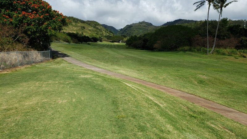 Military Secret: Golf at Fort Shafter in Honolulu