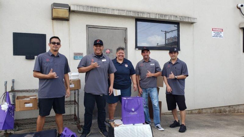 Lanai Tabura & Show Aloha Challenge raise $500K to feed seniors