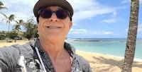 Bruce on Kauai