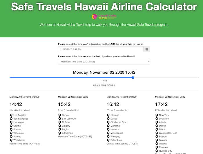 Hawaii Safe Travels App Matures