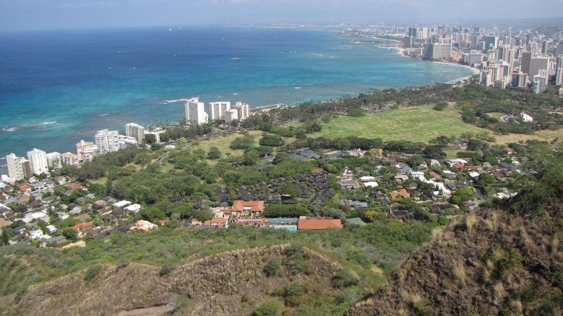 5 outstanding Oahu lookouts