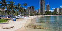 Hotels on Beach Hawaii