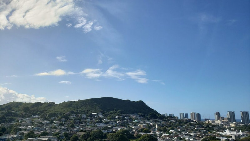 Hawaii weather: the storm has passed