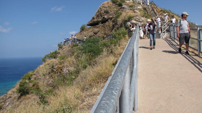 Improvements at Hawaii State Parks