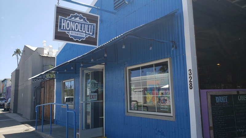 Comfort brews at Honolulu Beerworks