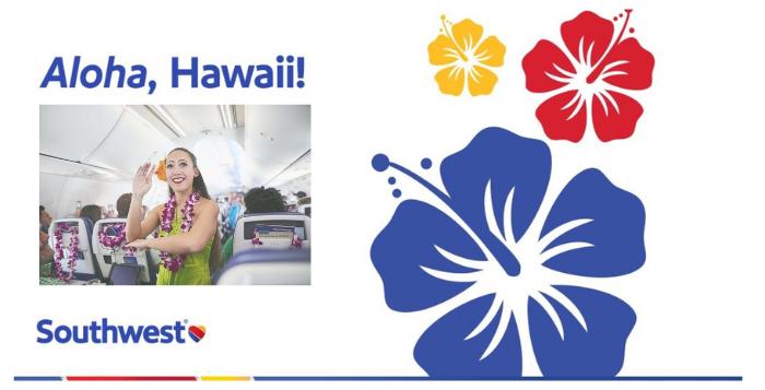 Southwest Airlines Announces Major Hawaii Expansion