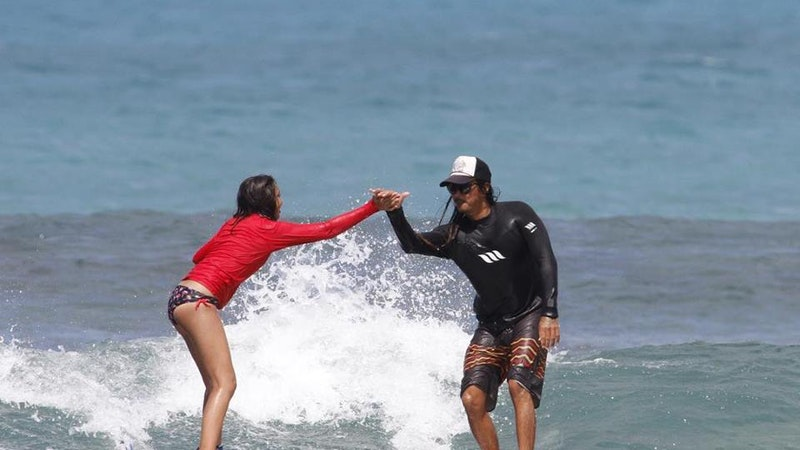 Hawaii surf lessons are a safe adventure
