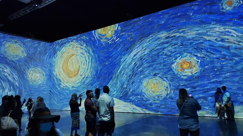 """""""Beyond van Gogh"""" exhibit at Convention Center is a marvel"""
